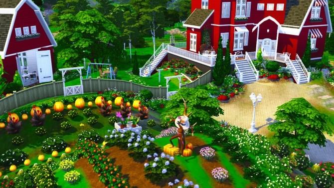 FLOWER FARM at BERESIMS image 1088 670x377 Sims 4 Updates