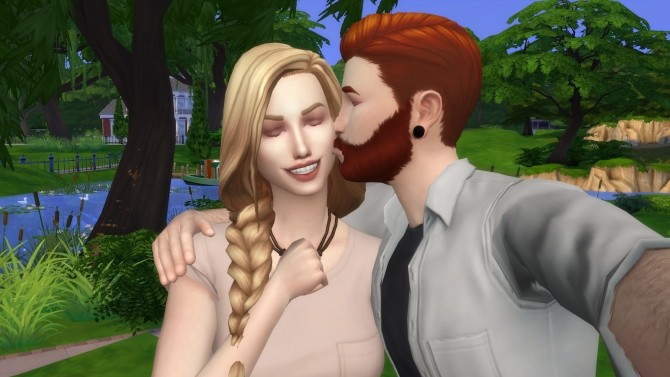 Sims 4 Soulmate Selfie Pose Pack Set 5 by David Veiga at The Sims 4 ID