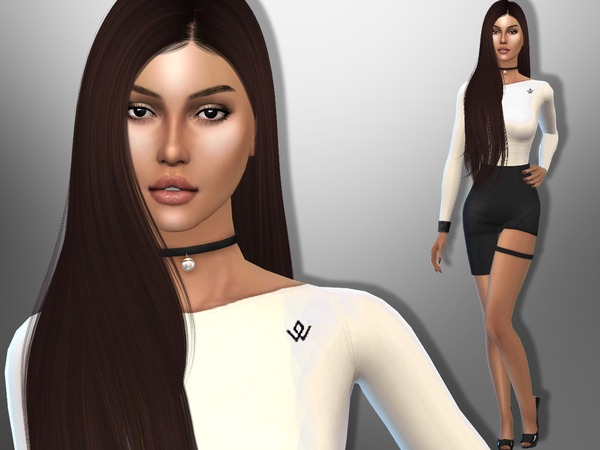 Veronica Alonso by divaka45 at TSR image 11106 Sims 4 Updates