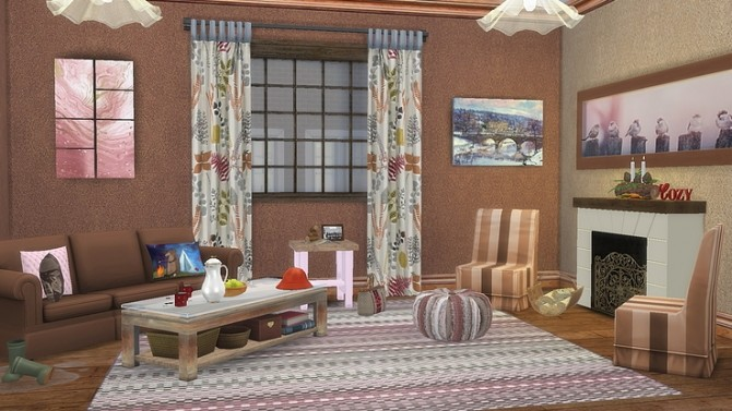 Marshmallows and Cocoa by Ivyrose at Blooming Rosy image 11112 670x377 Sims 4 Updates