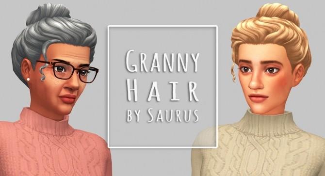 Sims 4 Casually Classy Mini Set at Saurus Sims