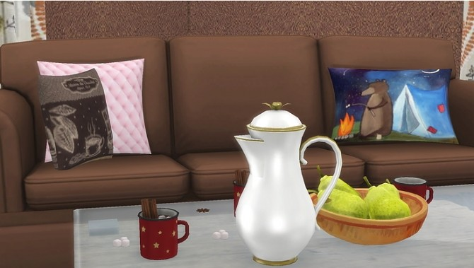 Marshmallows and Cocoa by Ivyrose at Blooming Rosy image 11210 670x379 Sims 4 Updates