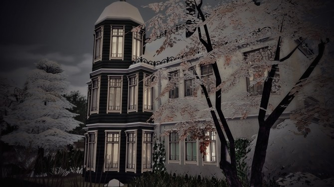 Sims 4 GRANNY´S PLACE at SoulSisterSims