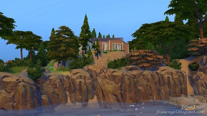 Sun Dew house no CC at Frau Engel image 1336 670x377 Sims 4 Updates