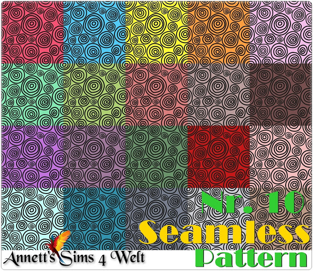 Sims 4 Seamless Patterns 7   11 at Annett's Sims 4 Welt