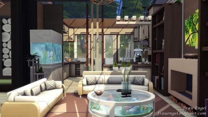 Sun Dew house no CC at Frau Engel image 1356 670x377 Sims 4 Updates