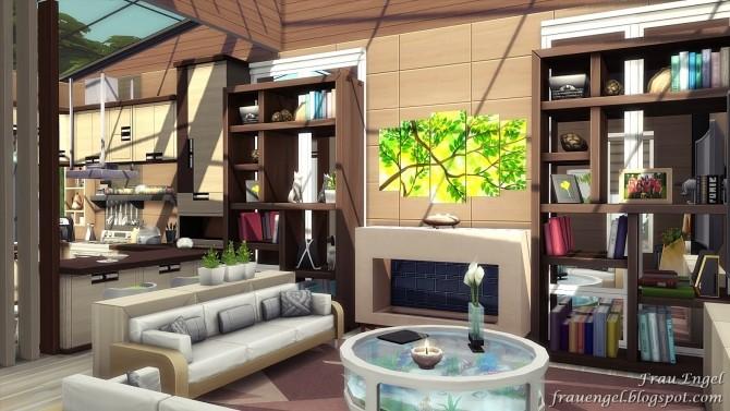 Sun Dew house no CC at Frau Engel image 1366 670x377 Sims 4 Updates