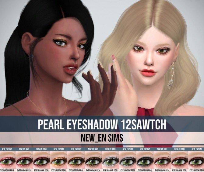 Pearl Shadow at NEWEN image 13710 670x566 Sims 4 Updates