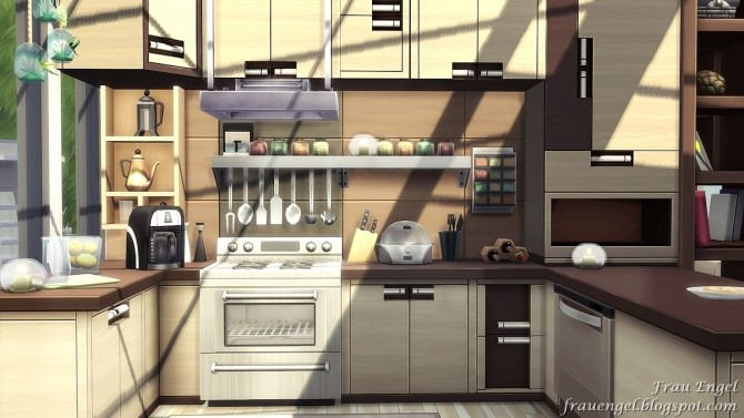 Sun Dew house no CC at Frau Engel image 1376 670x377 Sims 4 Updates