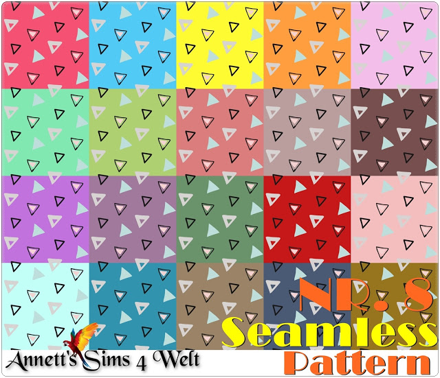 Seamless Patterns 7   11 at Annett's Sims 4 Welt image 1381 Sims 4 Updates