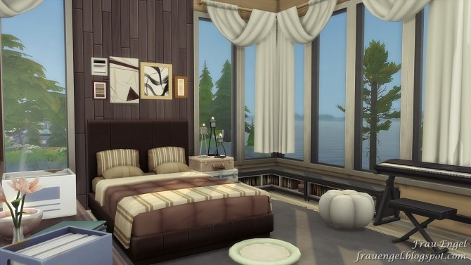 Sun Dew house no CC at Frau Engel image 1386 670x377 Sims 4 Updates