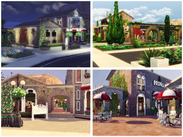 Espresso Italiano by Danuta720 at TSR image 139 Sims 4 Updates