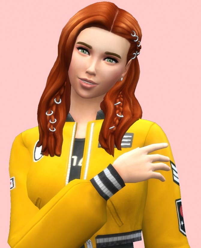 Sims 4 Evy at MODELSIMS4