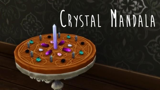 Crystal Mandala Set at Teanmoon image 1701 670x377 Sims 4 Updates