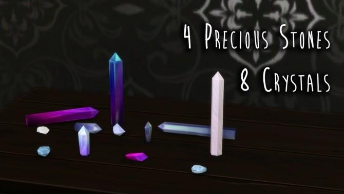 Crystal Mandala Set at Teanmoon image 1712 670x377 Sims 4 Updates