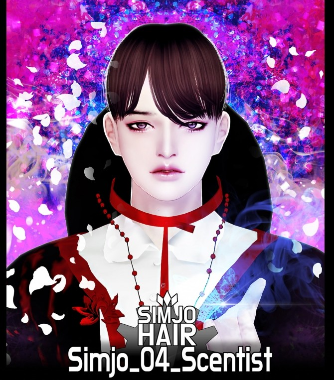 Hair 04 Scentist at Kim Simjo image 1783 670x763 Sims 4 Updates