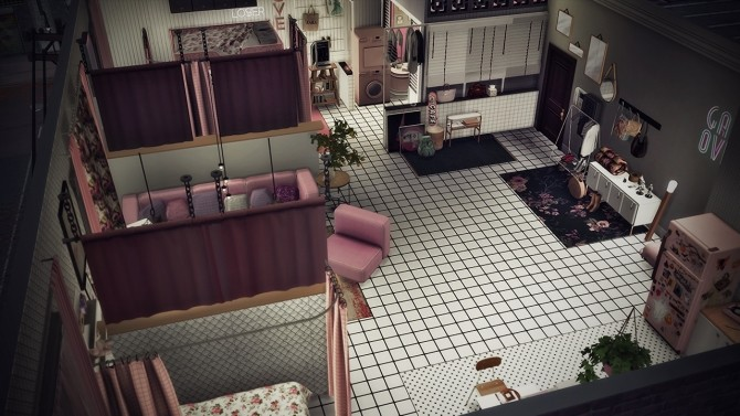 PROTOTYPE APT 19 CULPEPPER at SoulSisterSims image 1803 670x377 Sims 4 Updates