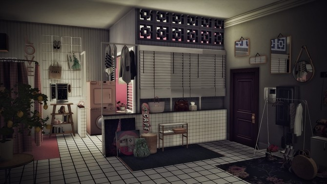PROTOTYPE APT 19 CULPEPPER at SoulSisterSims image 1824 670x377 Sims 4 Updates
