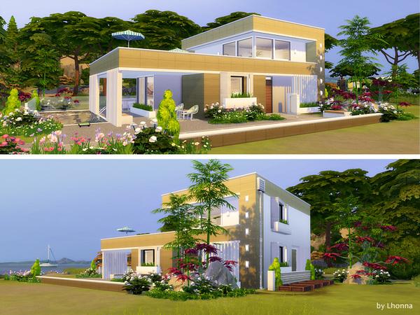 Minikin modern cabin by Lhonna at TSR image 1848 Sims 4 Updates