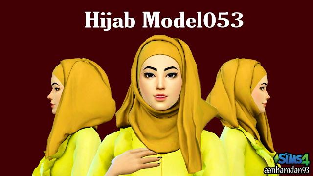 Hijab Model053 & Laguna Collections at Aan Hamdan Simmer93 image 1856 Sims 4 Updates