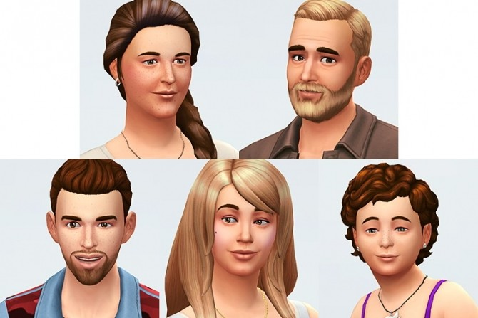 Families at Simsontherope image 1863 670x447 Sims 4 Updates