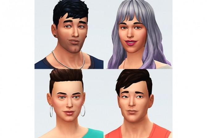 Families at Simsontherope image 1873 670x447 Sims 4 Updates