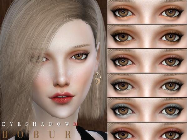 Sims 4 Eyeshadow 31 by Bobur3 at TSR