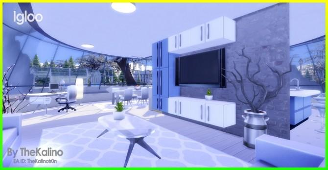 Igloo at Kalino image 2051 670x347 Sims 4 Updates