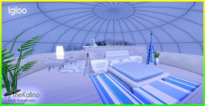 Igloo at Kalino image 2061 670x347 Sims 4 Updates