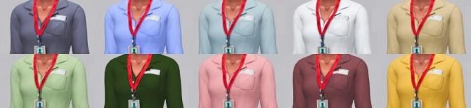 Sims 4 V.I.P. SHIRT at Wyatts Sims