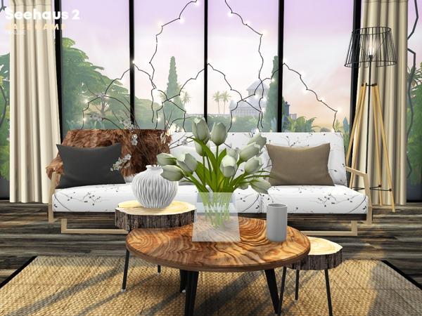 Sims 4 Seehaus 2 by Pralinesims at TSR
