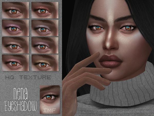 IMF Nena Eyeshadow N.62 by IzzieMcFire at TSR image 2622 Sims 4 Updates