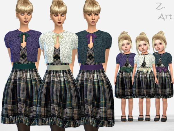 Sims 4 Winter CollectZ 15 outfits by Zuckerschnute20 at TSR