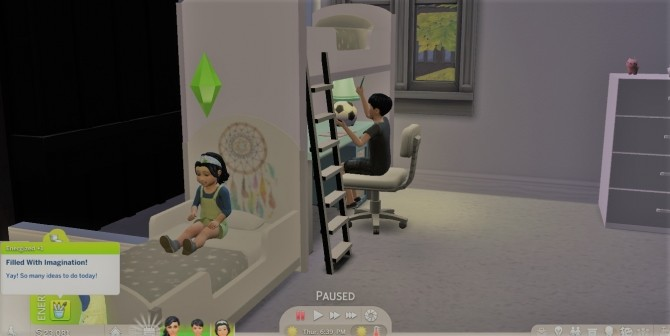 Sims 4 Creative Trait for Toddlers by UltimateGamer89 at Mod The Sims