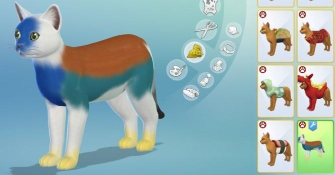 Sims 4 Coat Converter by CmarNYC at Mod The Sims