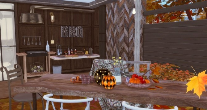 The Man Cave by RubyRed at Ruby's Home Design image 339 670x355 Sims 4 Updates