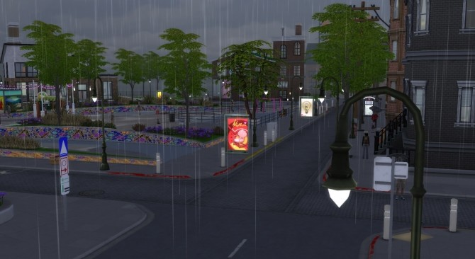 Sims 4 Weather Realism Overhaul by no12 at Mod The Sims