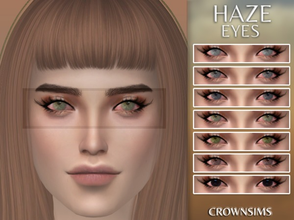 ND Haze Eye by CrownSims at TSR image 390 Sims 4 Updates