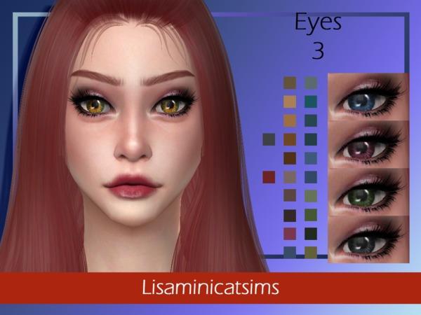 Sims 4 LMCS Eyes 2 by Lisaminicatsims at TSR