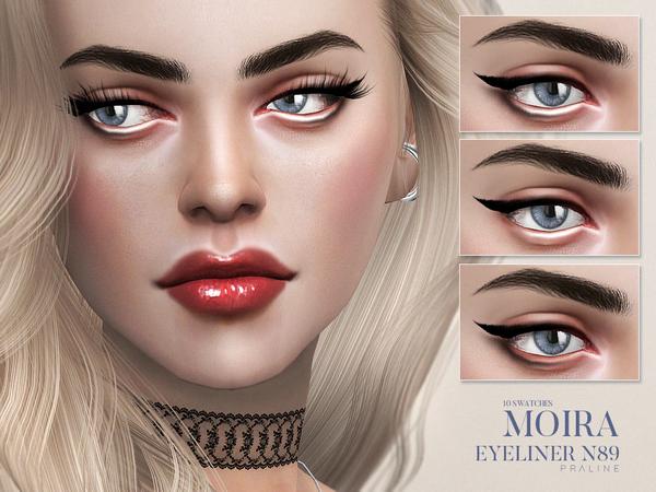 Moira Eyeliner N89 by Pralinesims at TSR image 412 Sims 4 Updates