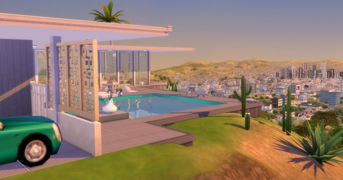 The Stahl House by Velouriah at Mod The Sims image 4416 670x351 Sims 4 Updates