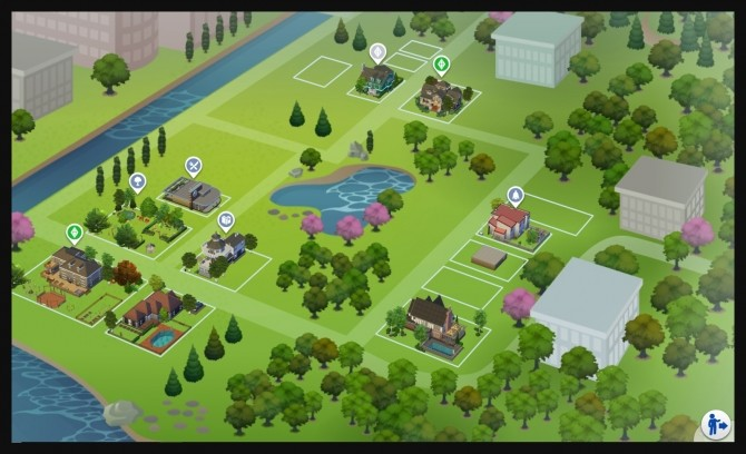 Sims 4 Progressive Elementary School Fully Functional by Simmiller at Mod The Sims