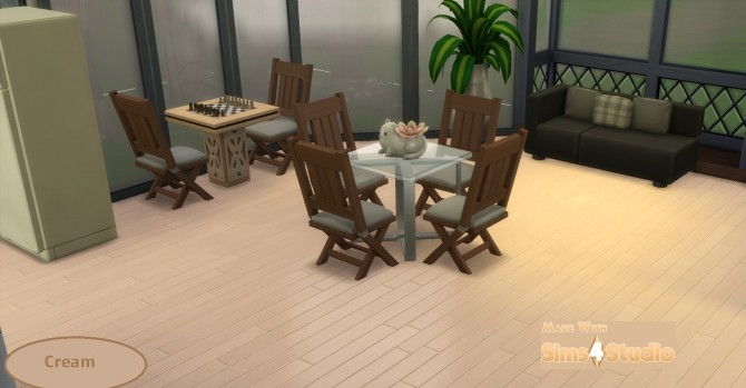 Sims 4 EP03 Basketball Flooring 14 Recolours by wendy35pearly at Mod The Sims