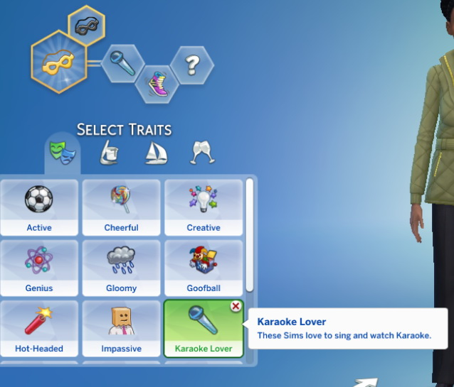 Sims 4 Karaoke Trait by Sims Lover at Mod The Sims