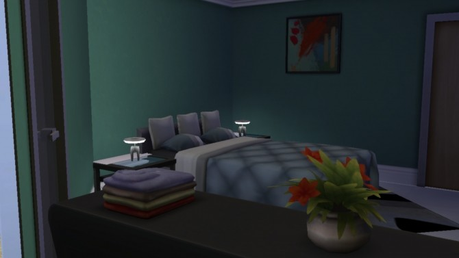Sims 4 Residence du Futur by valbreizh at Mod The Sims