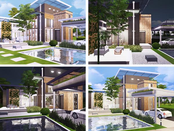 Tiernan house by Rirann at TSR image 619 Sims 4 Updates