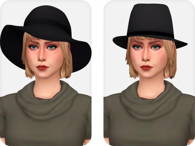 Sims 4 Dana Hair at Nords Sims