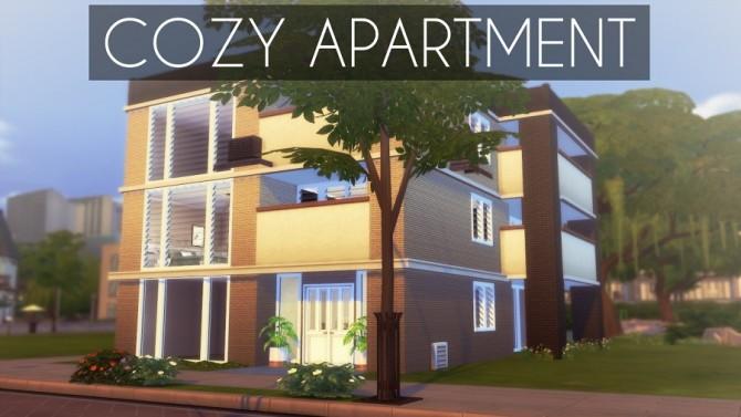 Cozy Apartment at Descargas Sims image 6613 670x377 Sims 4 Updates