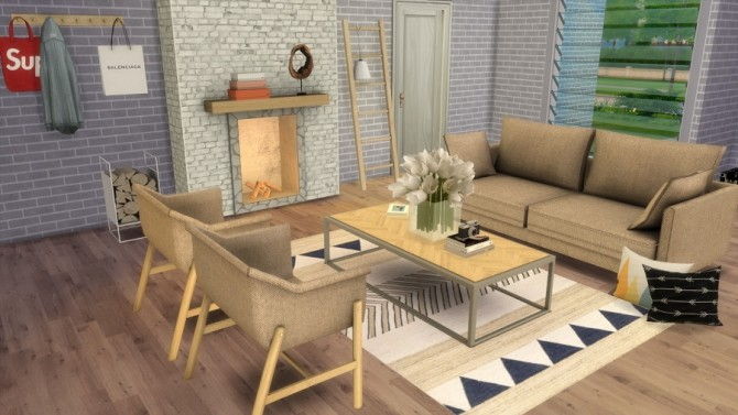 Cozy Apartment at Descargas Sims image 6711 670x377 Sims 4 Updates
