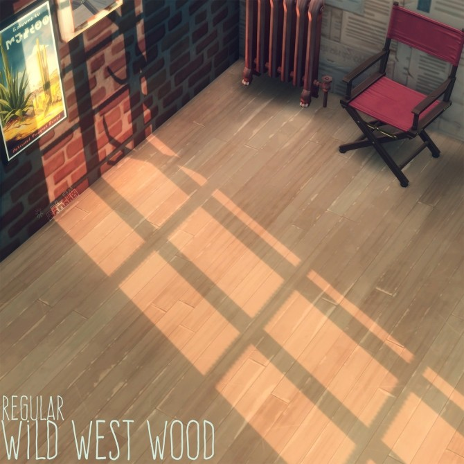 WILD WEST WOOD FLOORS at Picture Amoebae image 7013 670x670 Sims 4 Updates